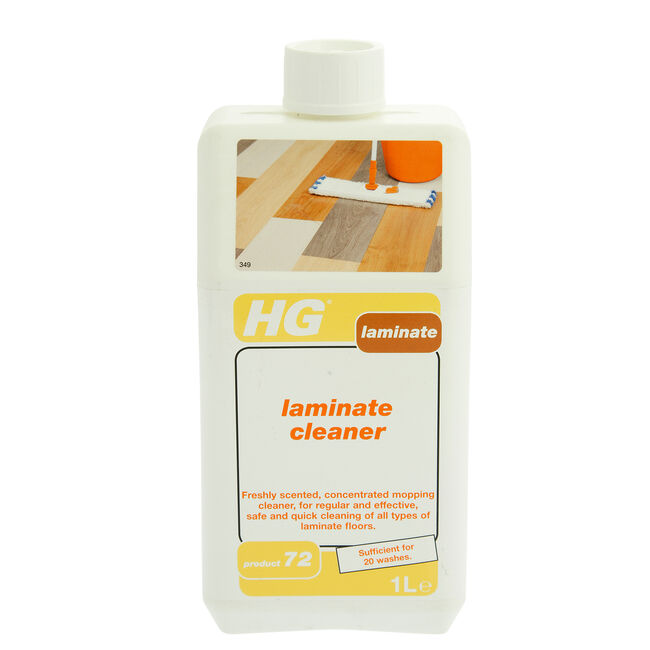 HG Laminate Floor Cleaner 1L