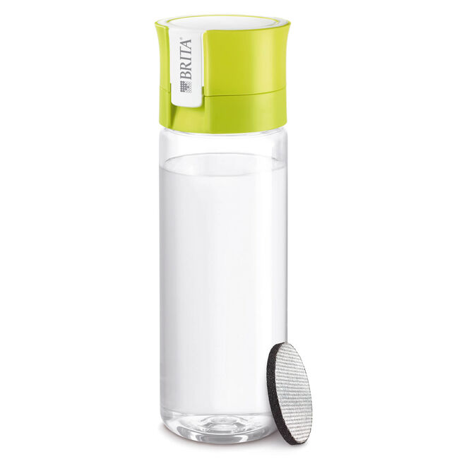 Brita Fill & Go Vital Water Bottle - Lime