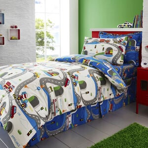 SINGLE DUVET COVER Beep Beep