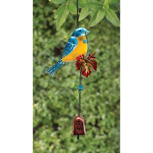 Garden Bird Bell Chime