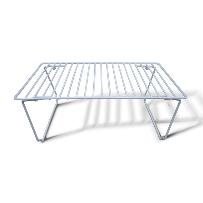 Stackable Shelf - White