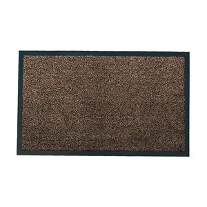 Chestnut Grove Washable Doormat 50x80cm - Brown