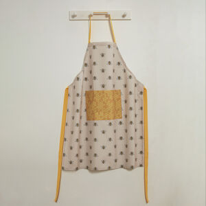 Honey Bees PVC Apron