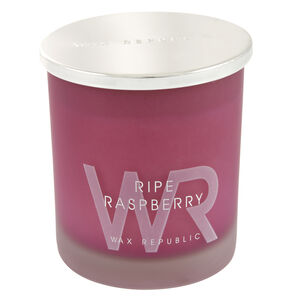 Wax Republic Ripe Raspberries Candle