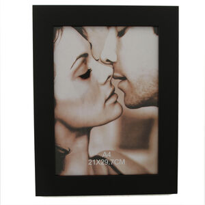 "Box Black Photo Frame 8x12"" (A4)"