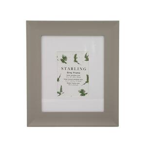 10x12 Starling Grey Frame