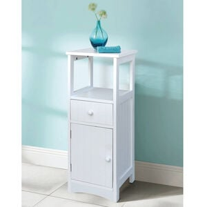 Porto Bathroom Cabinet With Drawer