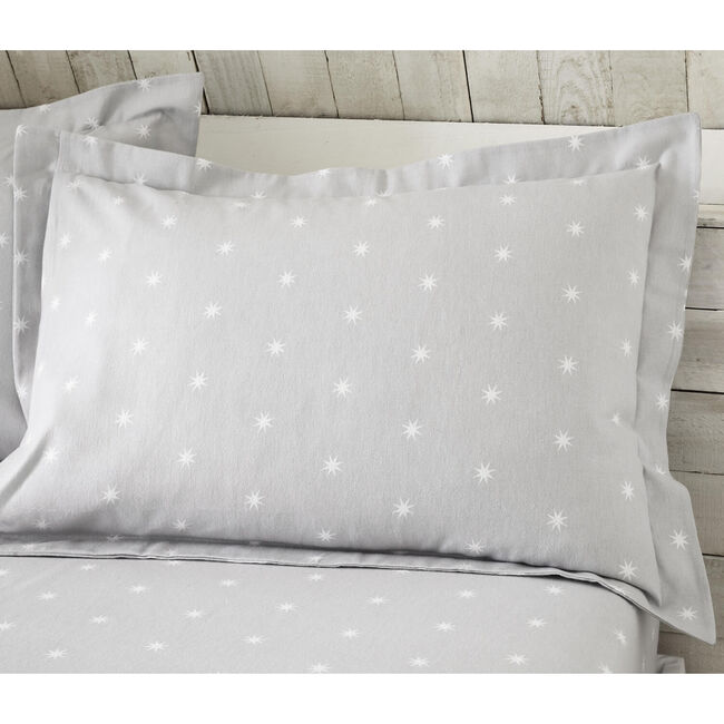 Brushed Cotton Realt Oxford Pillowcase Pair