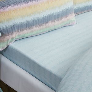 Rhythm Strip Fitted Sheet