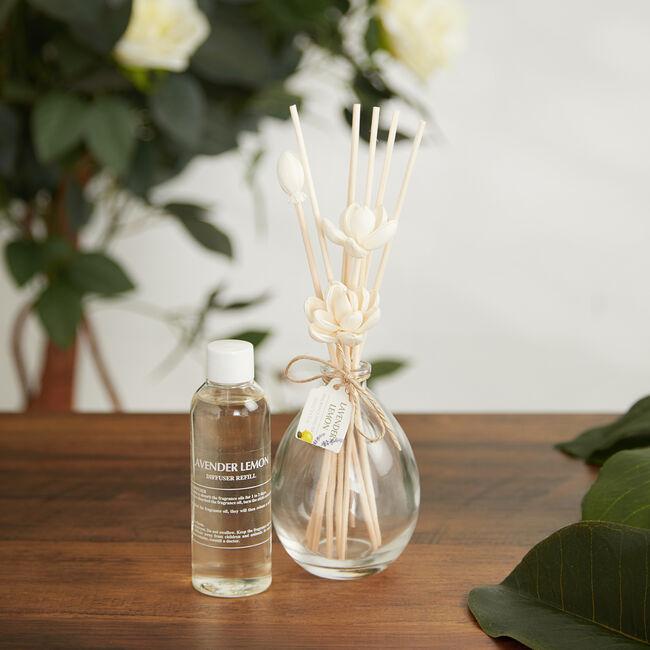 Ambianti Lavender Lemon Reed Diffuser
