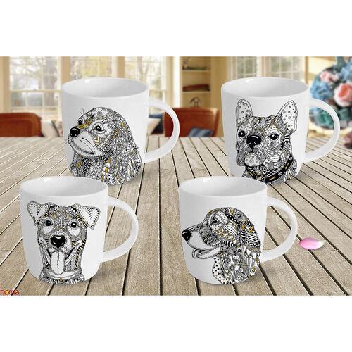 Abney & Croft Beagle Mug 13oz