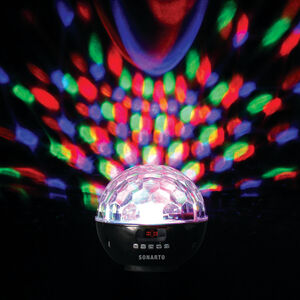Sonarto Disco Light Speaker