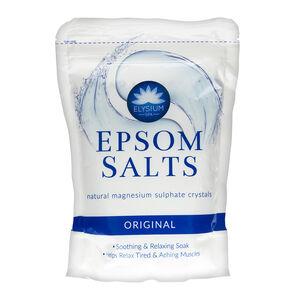 Elysium Spa Epsom Salts Original Muscle Soak 450g