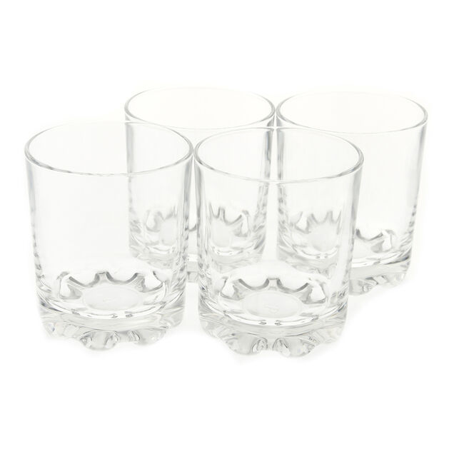 Essential Hob Nob Mixer Glasses 4 Pack