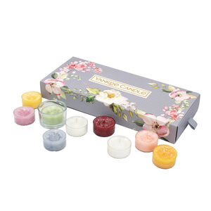 Yankee Tealight with Holder Gift Set