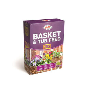 Doff Basket & Tub Feed 1.5kg