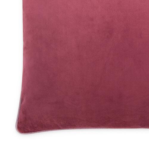 Naomi Cushion 58x58cm - Berry