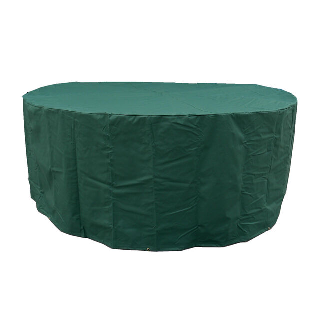 6 Seater Round Furniture Set Cover