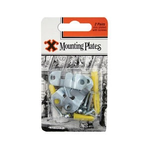 X Mounting Plates