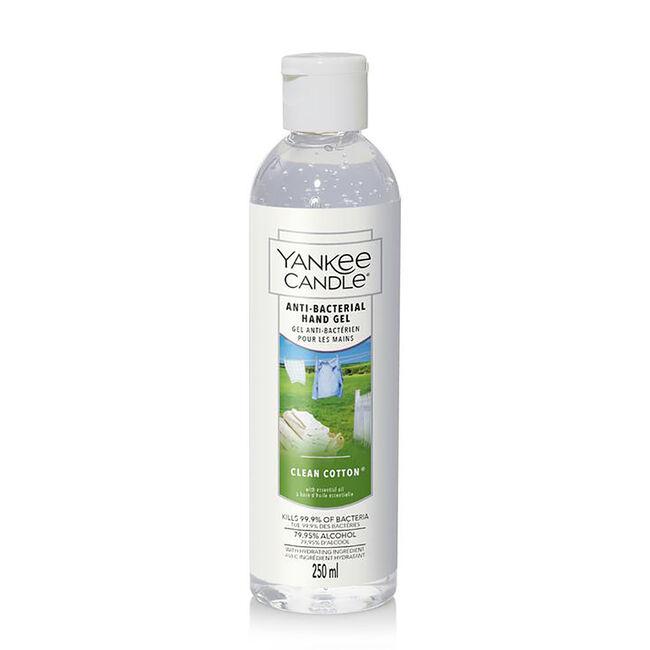Yankee Clean Cotton Hand Sanitizer 250ml