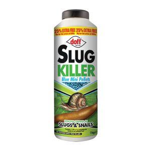 Doff Slug Killer Blue Mini Pellets 800g