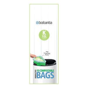 Brabantia 10L Bin Liners 10 Pack