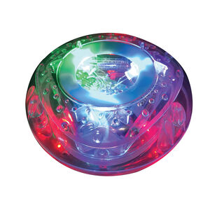 Novelty Colour Changing Disco Bath Light