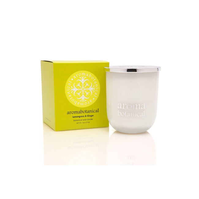 Lemongrass & Ginger 2 Wick Large Candle