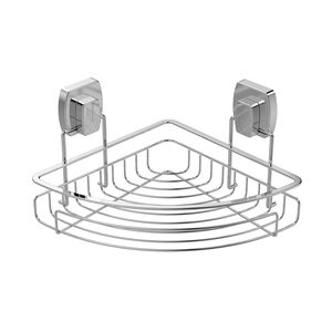 Twist2Loc Corner Rack - Chrome