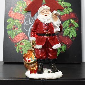 Traditional Santa Stocking Holder