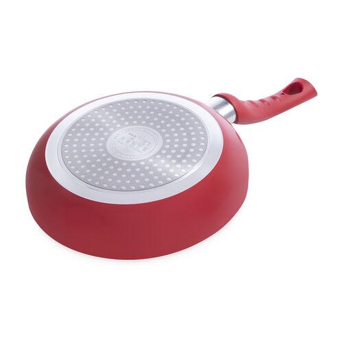 Tower Ceramic Red Frying Pan 20cm