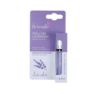 Aeromatic Roll On Lavender Essential Oils