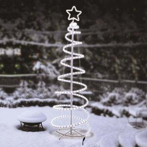 Spiral Christmas Tree Rope Light