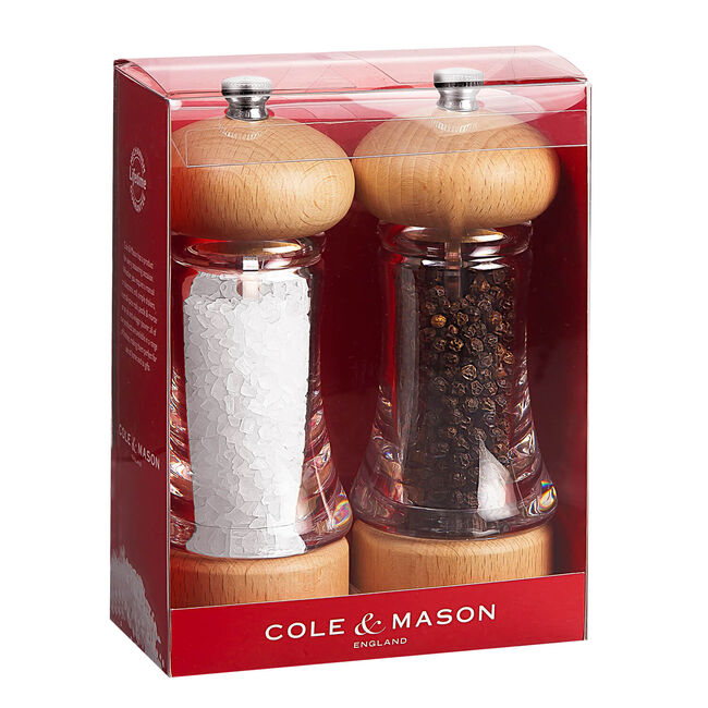 Cole & Mason Salt & Pepper Mill Set