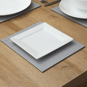 "ABNEY & CROFT WHITE 7.5"" Square Side Plate"