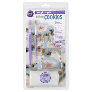 "Wilton ""I Taught Myself to Decorate"" Cookies Set"