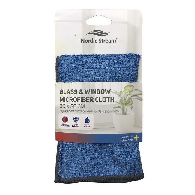 Nordic Stream Glass & Window Microfibre Cloth