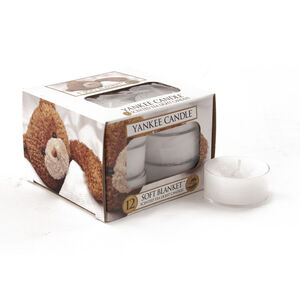 Yankee Candle Soft Blanket Tea Lights