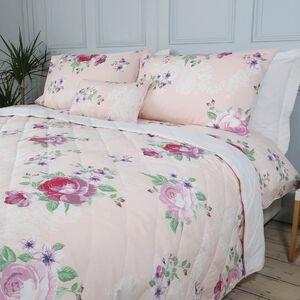 Rose Dawn Blush Bedspread 200cm x 220cm