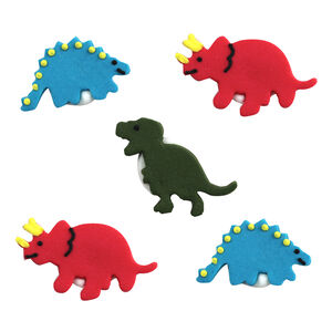 Dinosaurs Sugarcraft Cake Toppers
