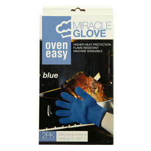 Oven Easy Miracle Glove Blue