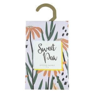 Sweet Pea Fragrance Sachet