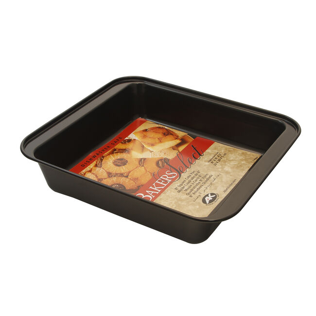 Bakers Select Square Cake Pan 8""