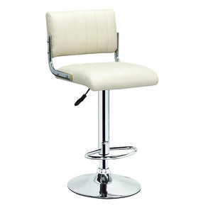 Hemingway Cream Bar Stool