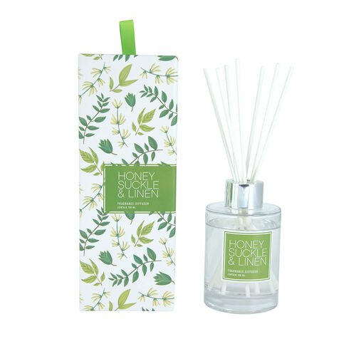 Honeysuckle & Linen Fragrance Diffuser