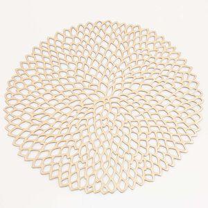 Petals Gold Placemat