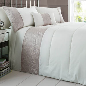 Olivia Marie Bedspread Mink 220cm x 230cm