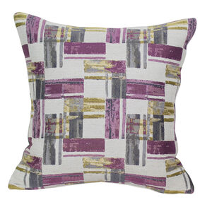 Cirque Cushion 58x58cm - Purple
