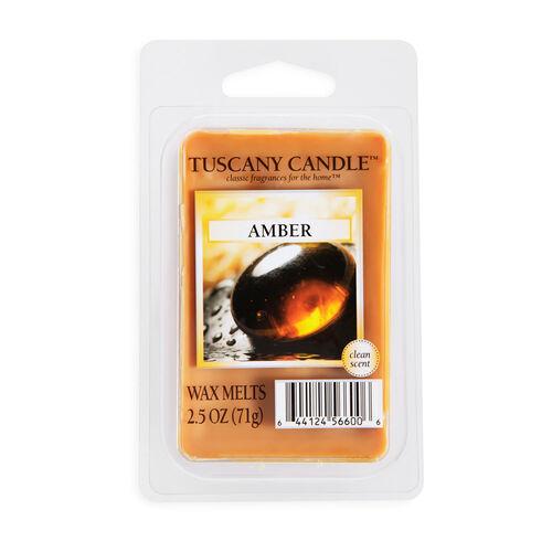 Tuscany Candle Melt Cube Amber