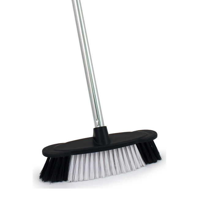 Hallmark Graphite Soft Broom and Handle